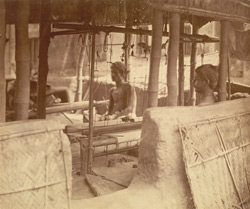 Weavers, Eastern Bengal.